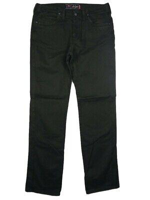 Fashion Style Pantaloni Jeans Uomo Jaggy Mcqueen Tg W 38 It 52 Nero Cotone Gabardine Stretch Ulteriori Sorprese