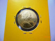 Bahamas Island 1 cent coin 1969