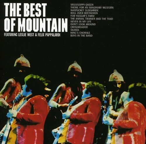 Mountain - Best of Mountain [New CD]