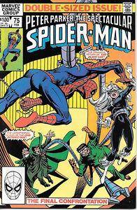 The Spectacular Spider-Man Comic Book #84 Marvel 1983 NEAR MINT UNREAD