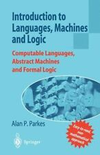 Introduction to Languages, Machines and Logic : Computable Languages,...