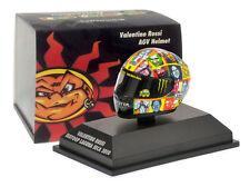 Minichamps Valentino Rossi Helmet - MotoGP Laguna Seca 2010 1/8 Scale