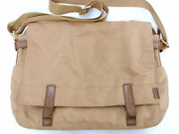 FOSSIL Atlas Ballistic Nylon Messenger Laptop Bag Sling Crossbody