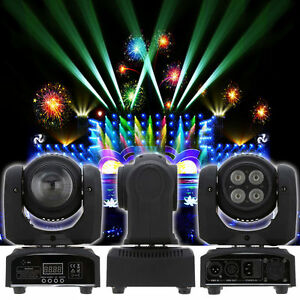 Double Sides 40W Wash 10W Beam LED DJ Light DMX Moving Head Disco Stage Light
