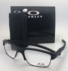 e49b9d86e85 New OAKLEY Eyeglasses CROSSLINK SWITCH OX3128-0153 53-18 Matte Satin ...