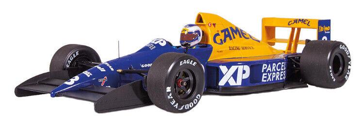 Tyrrell 018  3 Jonathan Palmer France GP 1989 1 18 in race livery (110890003)