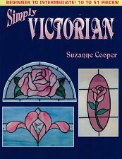 SIMPLY VICTORIAN Suzanne Cooper Beginner-Intermed Pattern Book 10-51 Pieces Easy