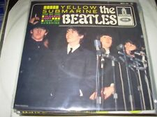"""BEATLES yellow submarine ( rock ) 7""""/45 picture sleeve - odeon france"""