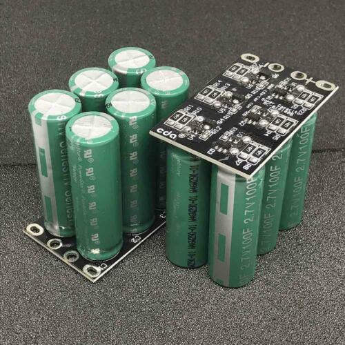 16V 20F Ultracapacitor Engine Battery Starter Booster Car Super Capacitor new