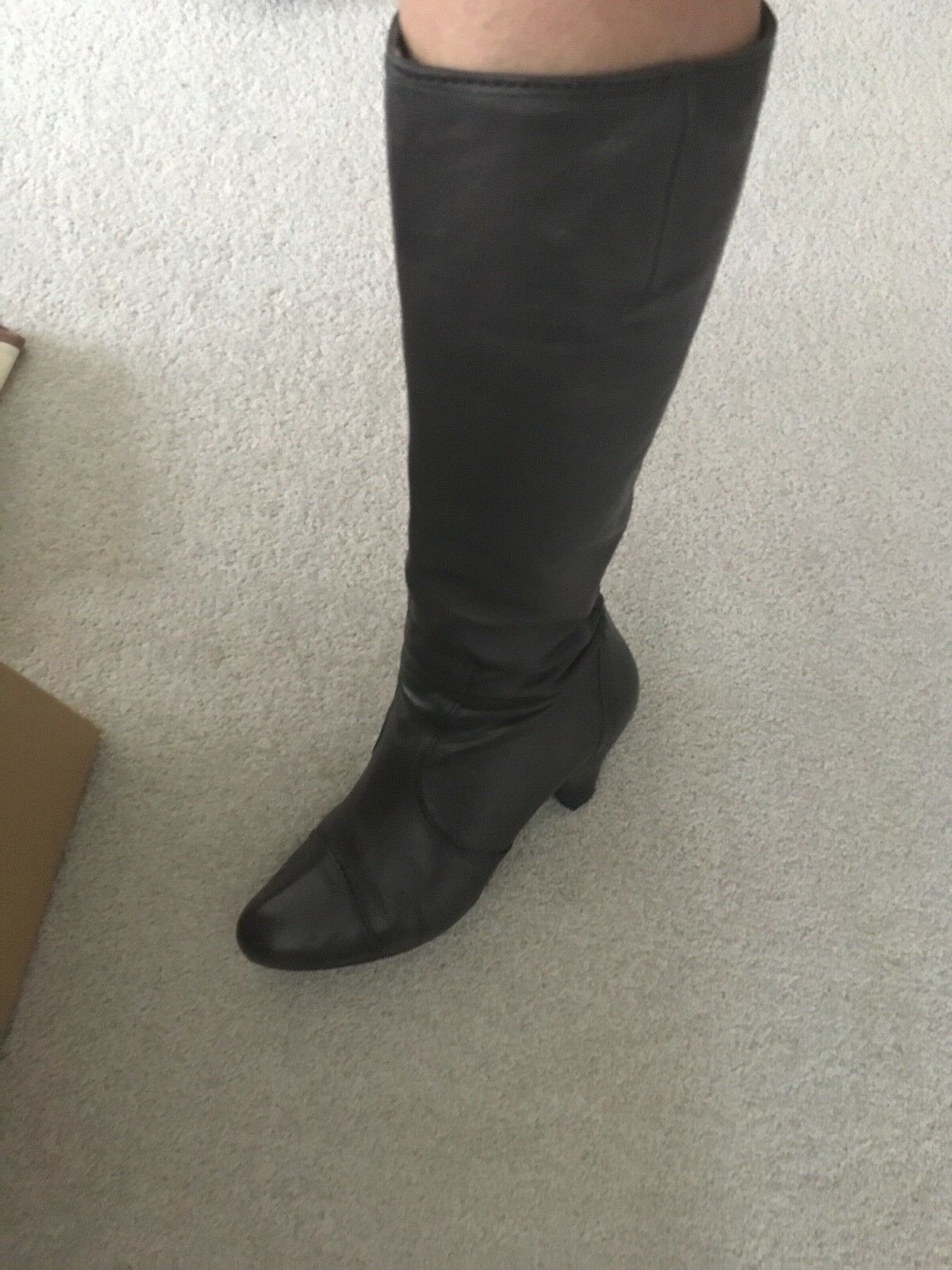 Ladies Bertie Boots size 5 real leather