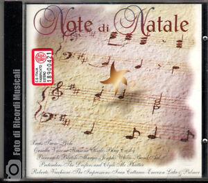 NOTE-DI-NATALE-Bertoli-Vanoni-Casale-Vecchioni-Pooh-Cattaneo-CD-PERFETTO