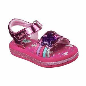 best website 389fa d0fad Details zu Skechers Mädchen Twinkle Toes Sunnies Sport Sandalen