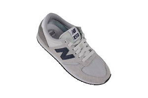 Details about New Balance U420 Ggw White Trainers / Shoes Grey/White