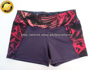 SO-CHEAP-LULULEMON-ATHLETICA-STRETCHY-SOLID-ACTIVE-SHORTS-4-X-SMALL-BNEW