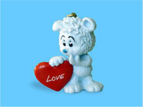 "24045 schleich tapsel avec coeur /""Love/"""