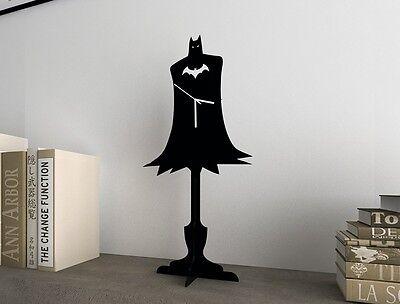 Batman Dark Knight - Silhouette Table Clock