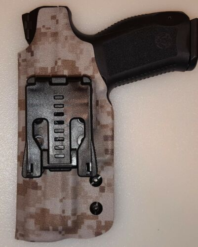 - Over the Waistband Kydex w//Tek Loc OWB Holster CANIK TP9SF