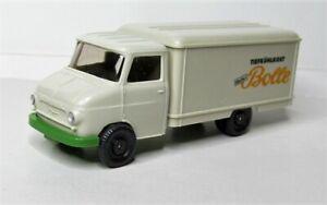Wiking-1-87-Opel-Blitz-a-congelada-auto-comer-alimentos-congelados-Herbert-Bolle