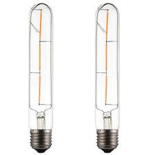 2x LED E27 3W T30 Filament Glühbirne Edison Vintage Glühlampe Lampe Birne 2200K