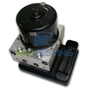 Citroen C2, C3 ABS pump – Also for C5, C-Crosser and DS3 (MK60 ABS) Rebuild