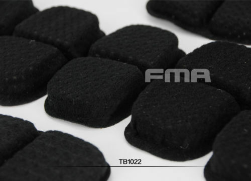 Upgrade Version FMA Combat Army Helmet Protective Pad with Memory Foam TB1022