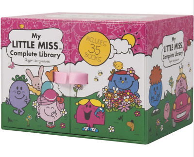 Brand New My Little Miss Complete Library Set 35 Books Entire Collection Box Set 9780143797586 Ebay