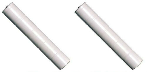 2 Pack / Maglite Rechargeable 6 Volt Battery Replaces ARXX235 Maglight 6V 6Volt