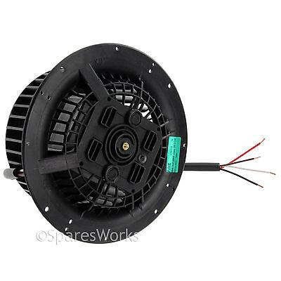 135w Motor + Fan For Matsui Cooker Hood Anti Clockwise Lh Directional Bespaar 50-70%