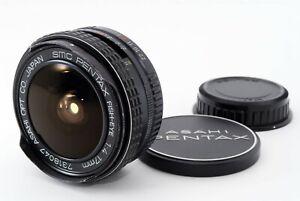 SMC-Pentax-Fish-Eye-17mm-f4-Kostenloser-Versand-aus-Japan