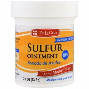 De-La-Cruz-Sulfur-Ointment-Acne-Medication-Maximum-Strength-2-6-oz-73-7-g