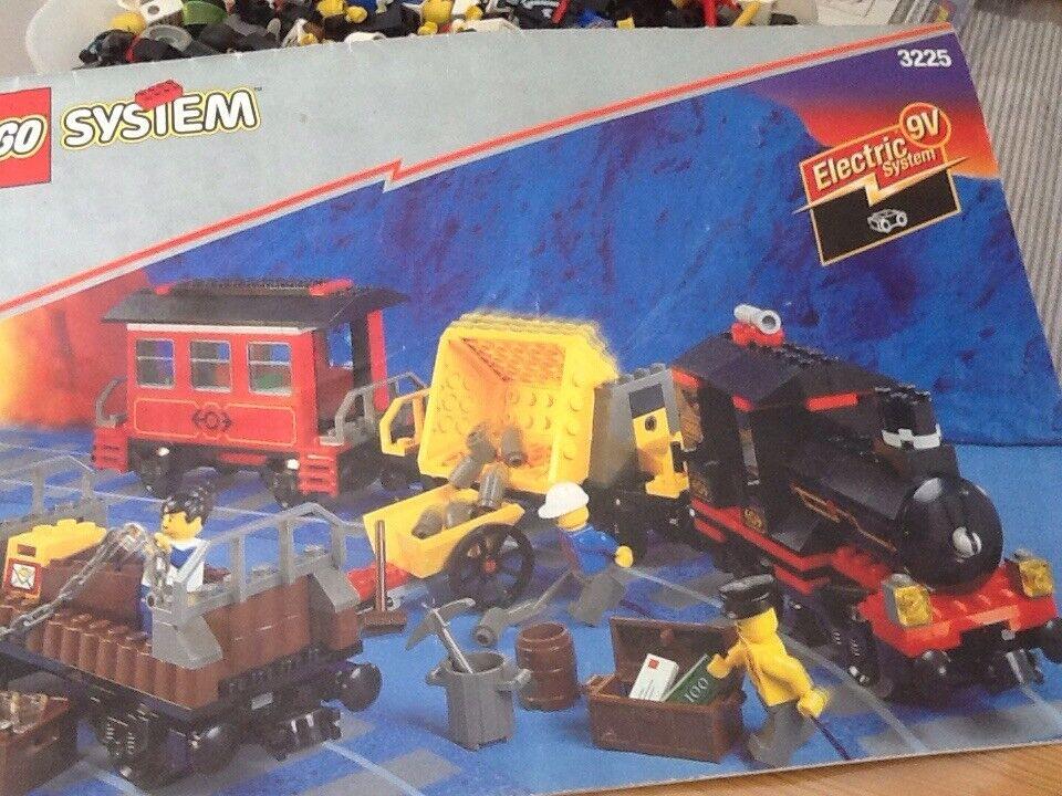 Lego Eisenbahn 3225  Classic Train selten
