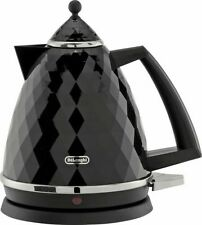 Delonghi Kbj3001.Bk Black Brillante Kettle New!!!