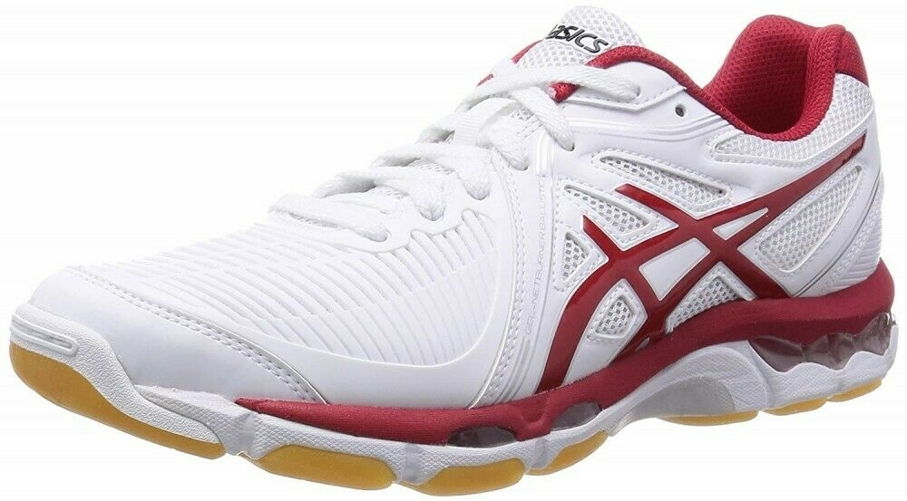 Asics Volleyball shoes GEL-NETBURNER BALLISTIC LO Two-layer structure