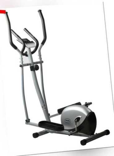Fitness Line Crosstrainer Magnetisches Bremssystem Heimtrainer Trainer Ausdauer