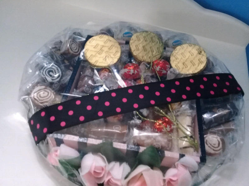 Wedding Parcels Trays Kunchas