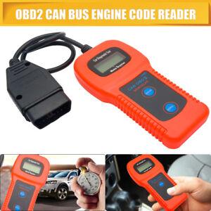 Details about U480 Scanner Car Fault Code Reader CAN BUS OBD2 EOBD Engine  Diagnostic Tool New