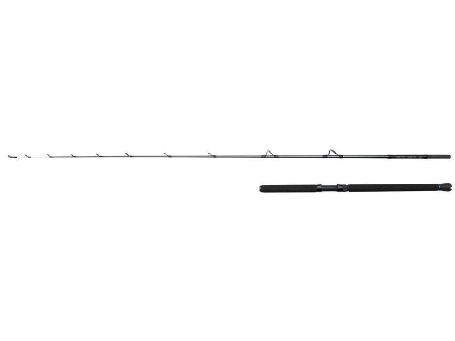 D.A.M. Salt-X Salt-X Salt-X Halibut 2.40m 1+1-section 30-50lb Sea rod Saltwater NEW 2019 193c43