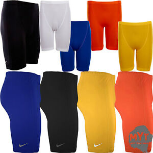 Nike-Basketball-Dri-Fit-Pro-Compression-Shorts-Tights-Mens-Sports-Everyday