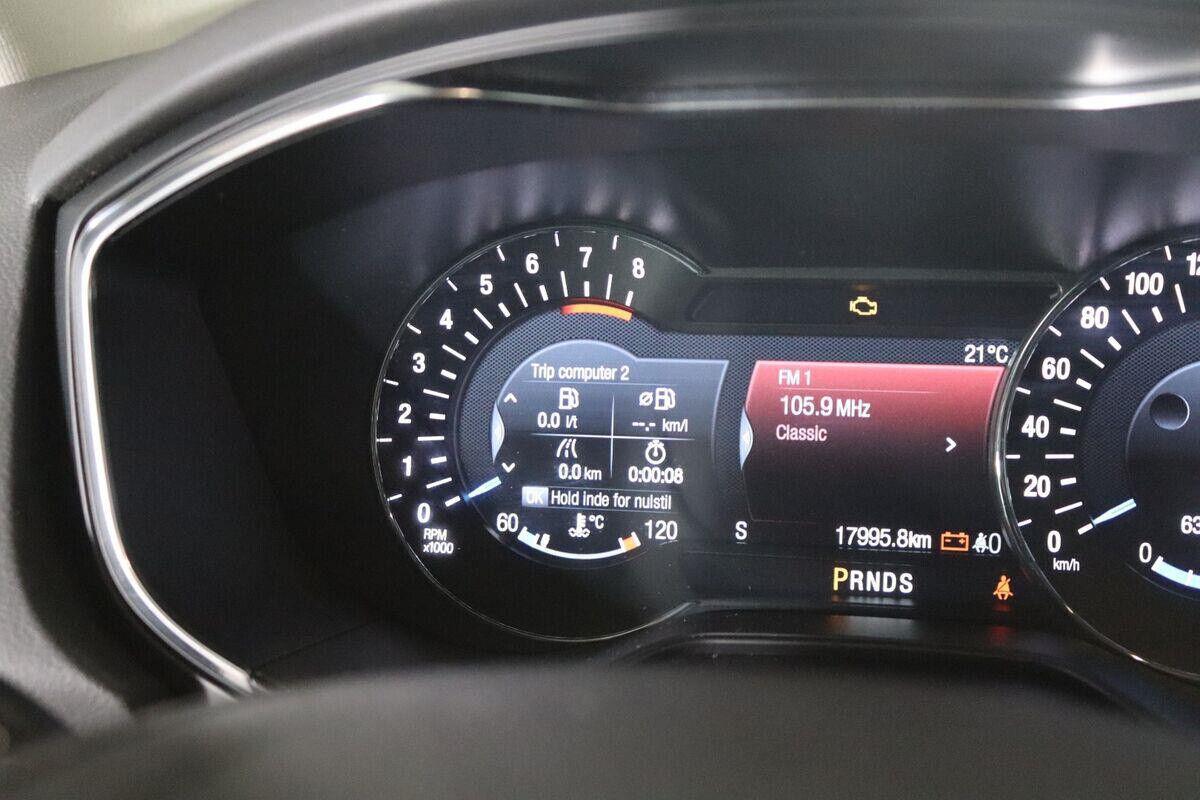 Ford Mondeo 1,5 EcoBoost Titanium stc. aut. - billede 10