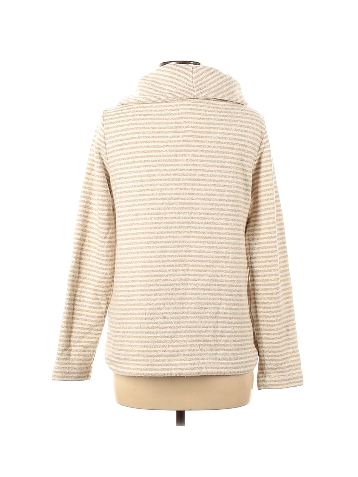 Tommy Hilfiger Women Brown Pullover Sweater S - image 2