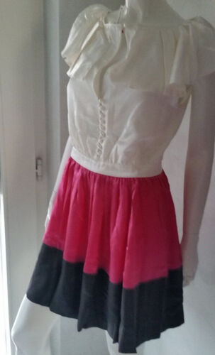 Pepe GrLnuova Silk Dress Tricolor Jeans London OPkwXTZiu