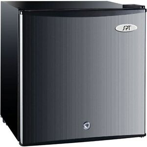 Compact 1.1 Cu Ft. Upright Freezer Unit, Stainless Steel Compact Medical Fridge | eBay