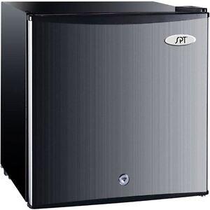 Compact 1.1 Cu Ft. Upright Freezer Unit, Stainless Steel Compact Medical Fridge   eBay