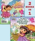 Dora Saves the Enchanted Forest/Dora Saves Crystal Kingdom (Dora the Explorer) by Random House (Paperback / softback)