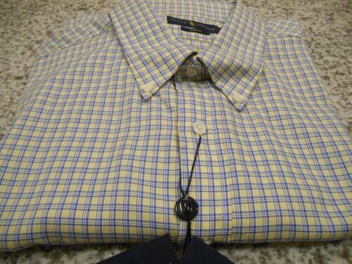 Camisa Spring Hombres Fit Ralph Largo Slim Nuevos Oxford Lauren Amarillo s Xxlarge Talla C4Oq6xWHt