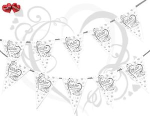 25th-Silver-Anniversary-Themed-Hearts-Silver-Bunting-Banner-15-flags-Very-Posh