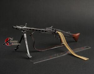 Dragon-WWII-German-mg-42-Maschinengewehr-1-6-Fit-fuer-12-034-Acton-Figur