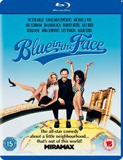 BLUE IN THE FACE - BLU-RAY - REGION B UK