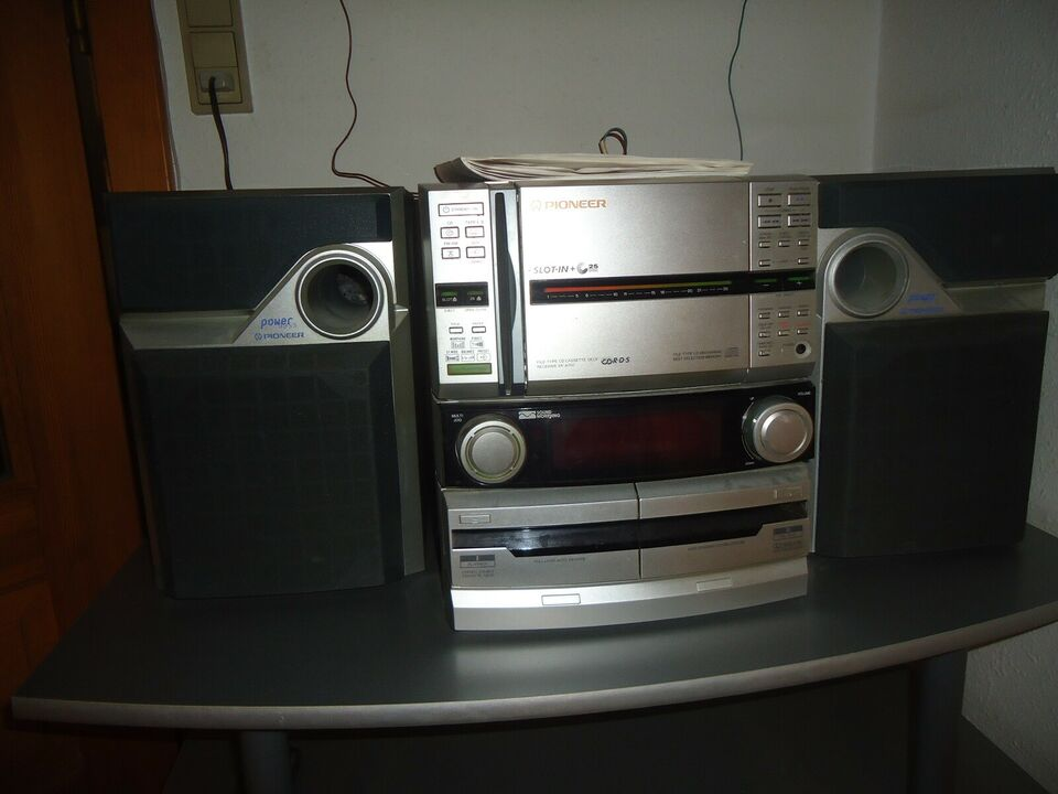 Stereoanlæg , Pioneer, XR-A700