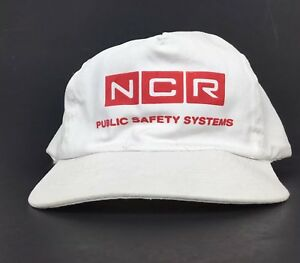 Image is loading NCR-Public-Safety-Systems-Baseball-Cap-Hat-Adj- a1dfdb0e2f1